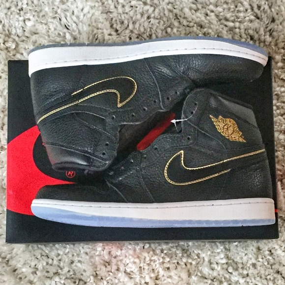 a1cdc28b612 Nike Shoes   Air Jordan 1 Retro Hi Og 555088031 All Star   Poshmark